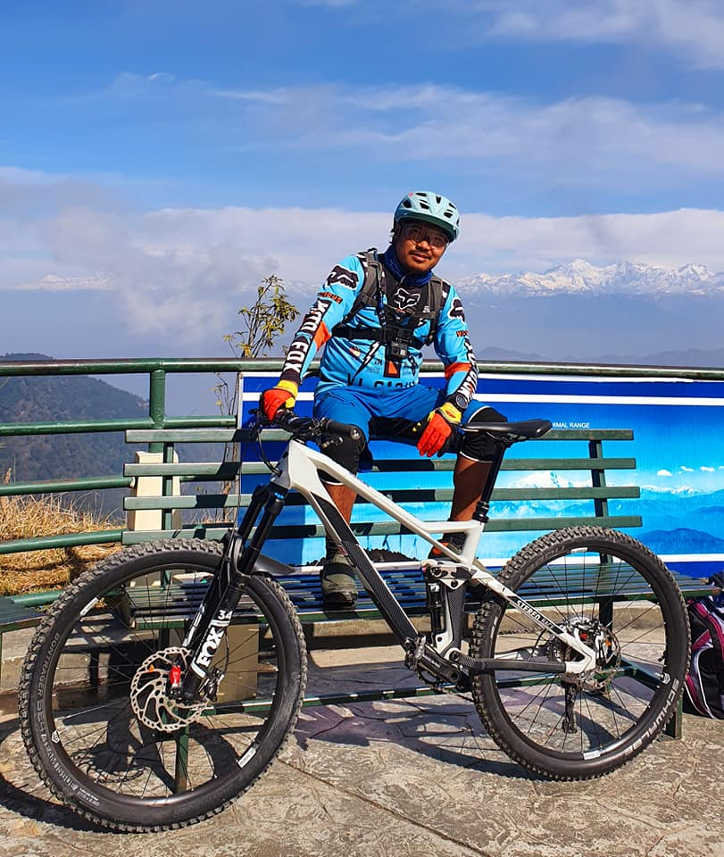 Cycling in Nepal
