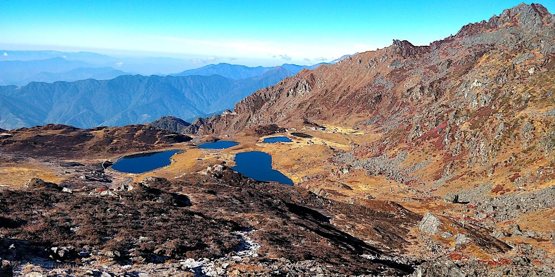 Panch Pokhari, Sindhupalchowk, Nepal
