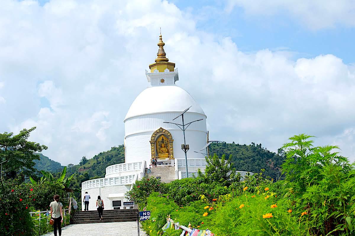 World Peace Stupa Pokhara