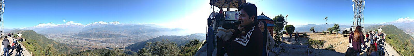 Sarangkot Viewpoint