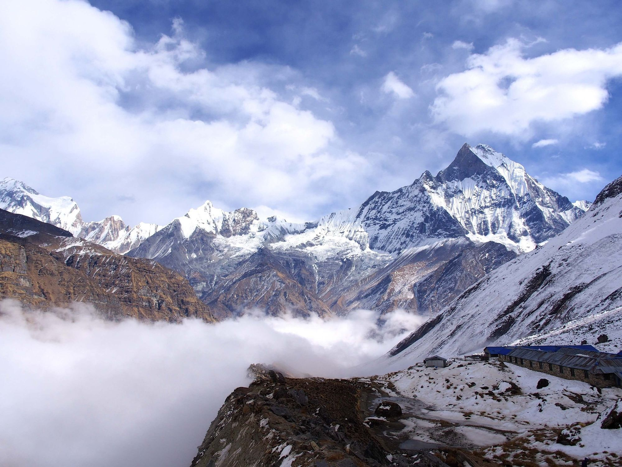 Most Beautiful Mountains of Nepal (Video)