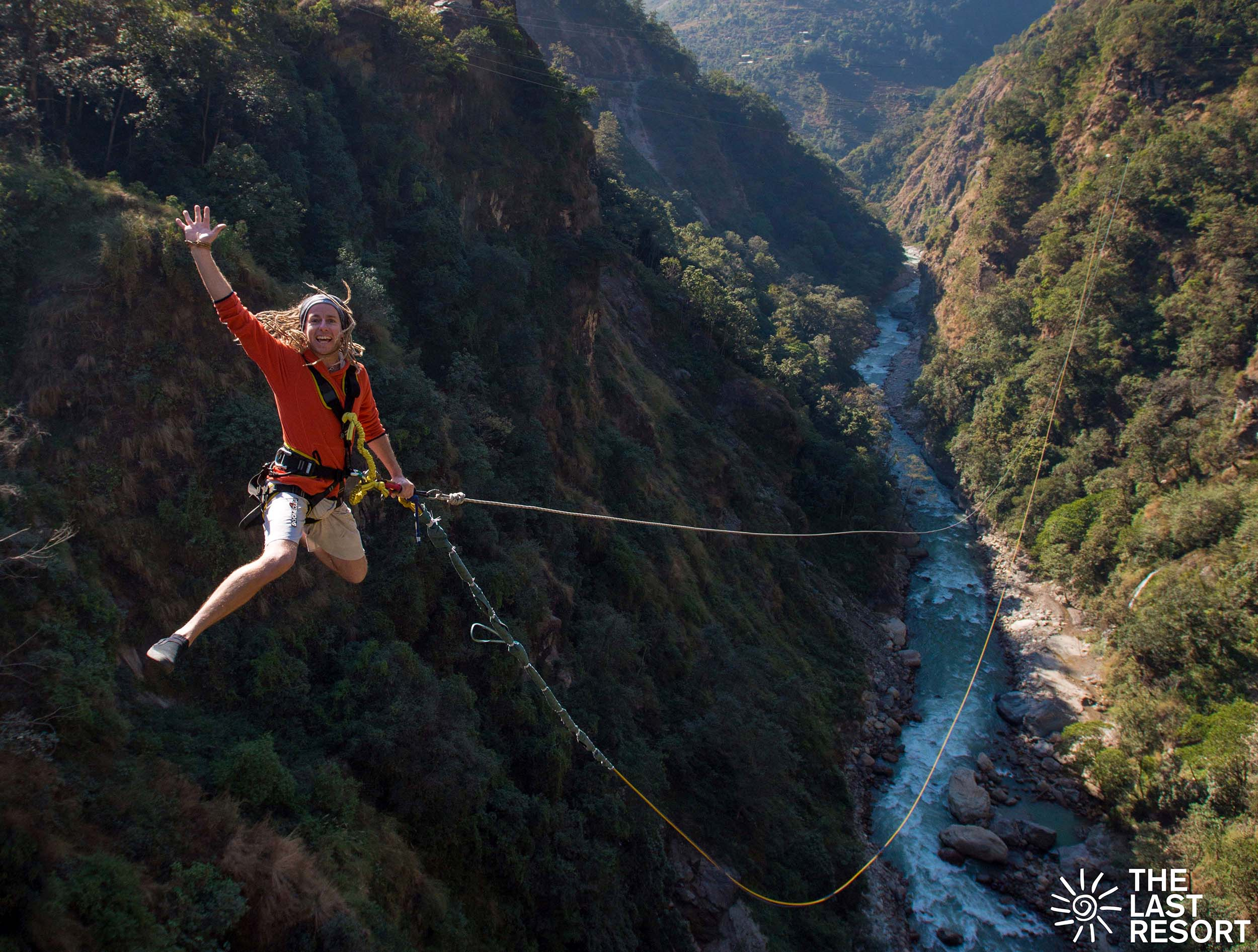 Adventure in You? Try Bungee Jumping in Nepal