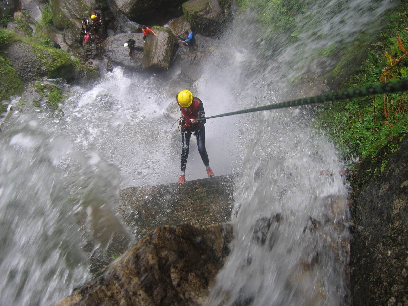 Featured Adventure: Canyoning