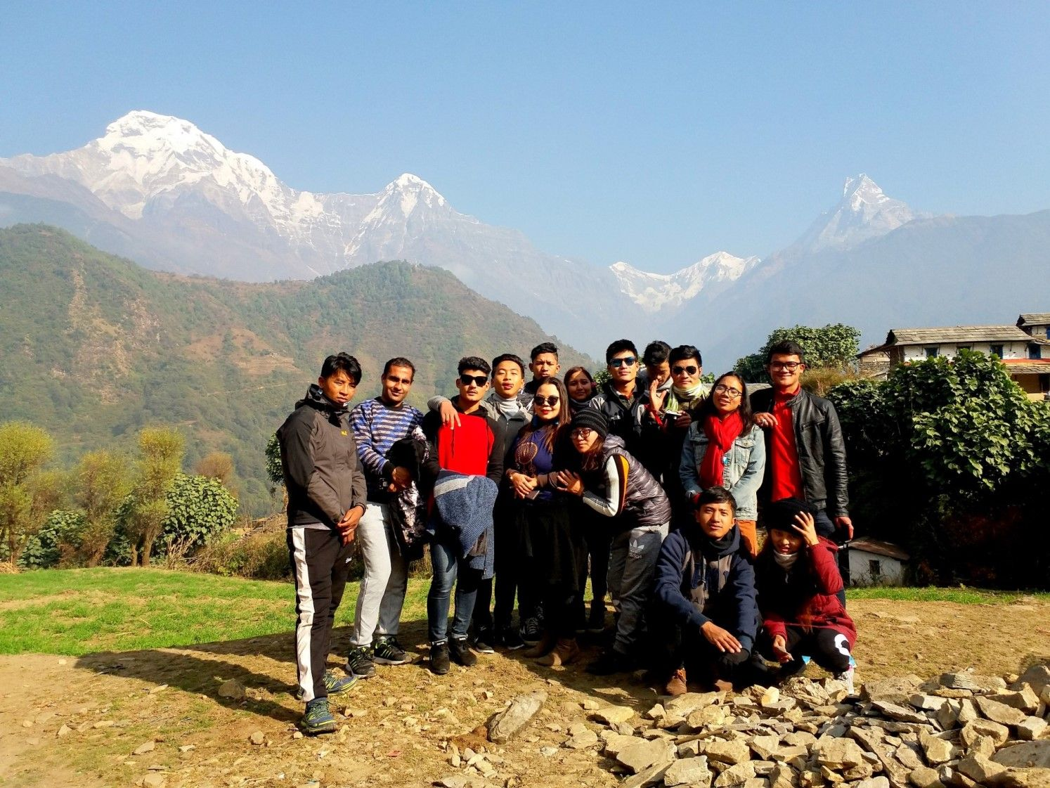 GHANDRUK MEMORIES-A village tour
