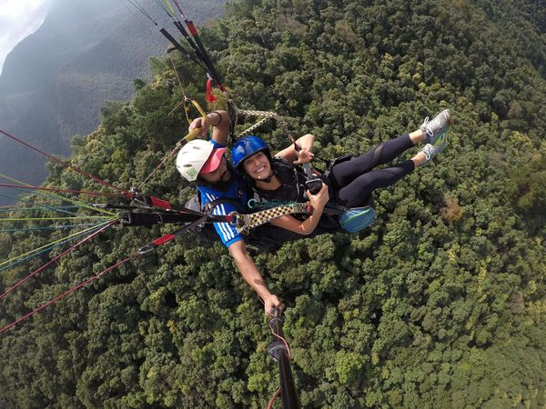 Soar High to the Sky with Kathmandu Paragliding, Paragliding in Nepal (video)