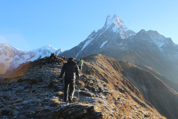 What is the best time to trek Nepal?