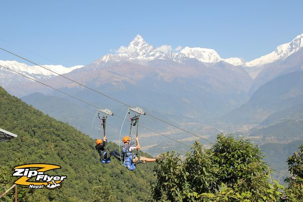 Featured Adventure: Zipline