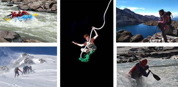 Top 10 Extreme Sports in Nepal