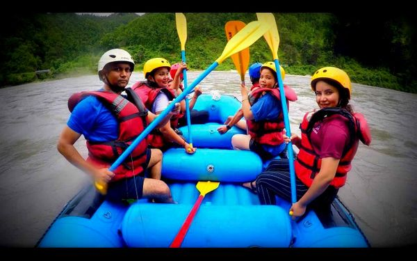 Safety Guidelines for White Water Rafting in Nepal